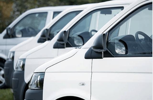 appliance repair vans