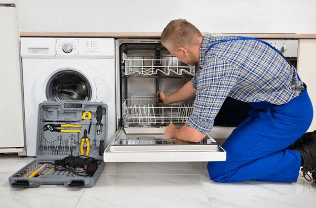 dishwasher repairman in whittier